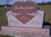 Butterfield Monument